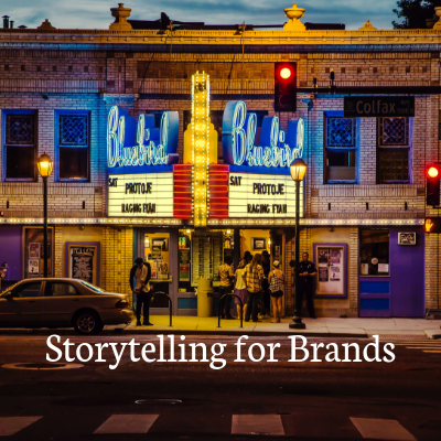 storytelling for brands